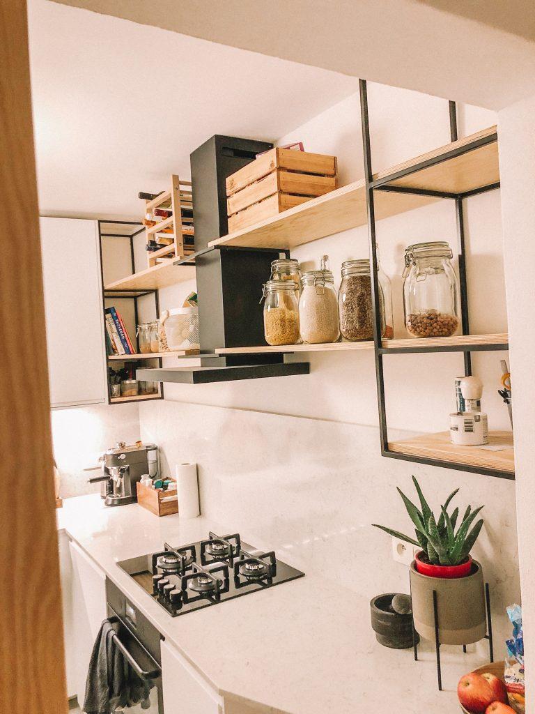REBI system nad kuchynskou linkou, 2020