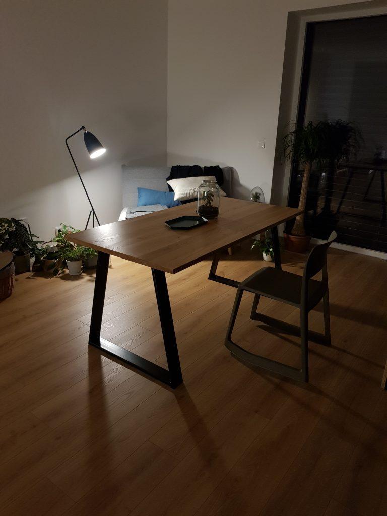 URAN stolova podnoz, Marec 2019