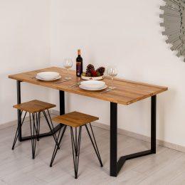 stolová podnož noha moly
