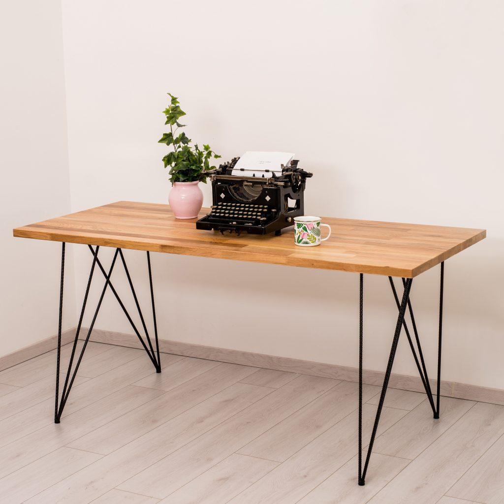 Pracovný stôl s podnožami VANA.