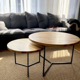 stolová podnož noha tana