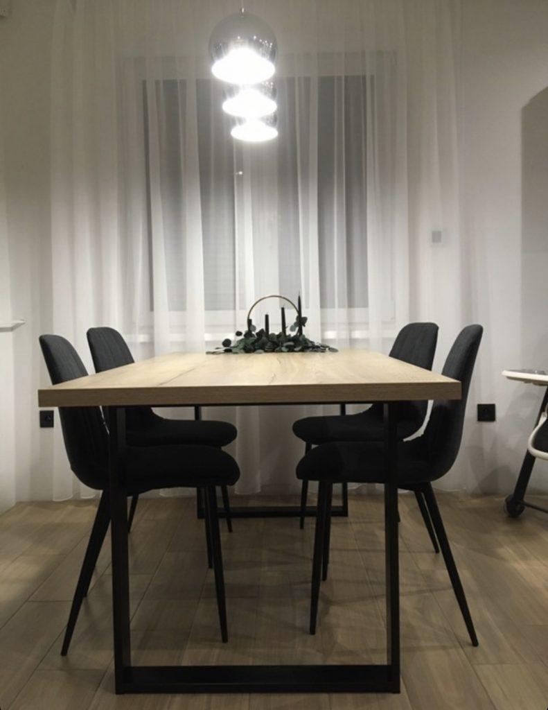 ZIRO stolové nohy, január 2021