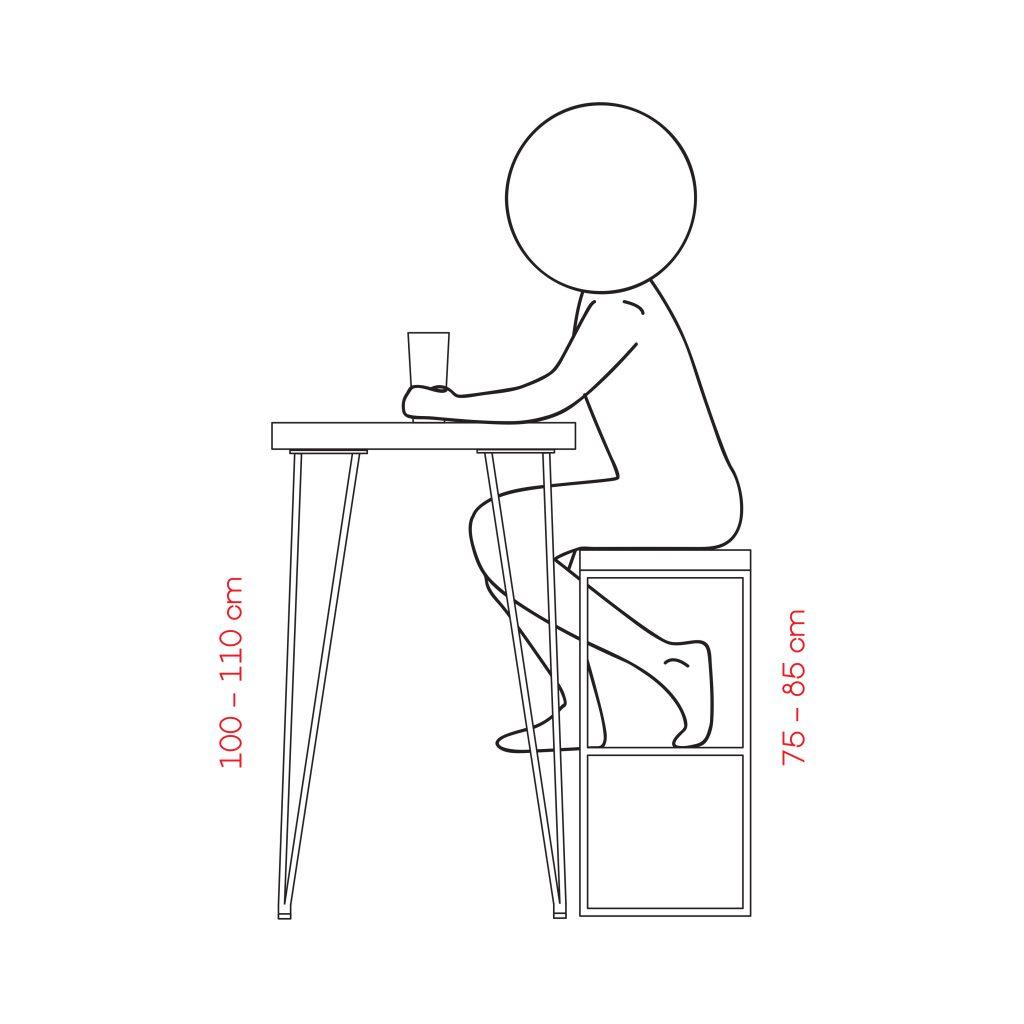 vhodný rozmer nábytku